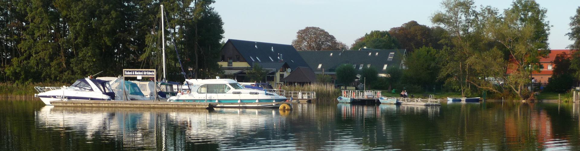 Bootshafen Alt-Schwerin